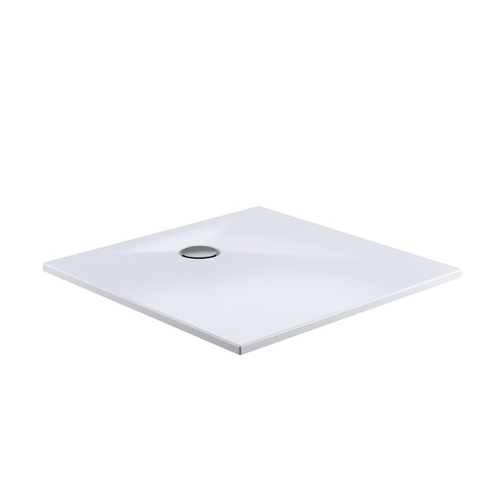 HSK Acryl-Duschwanne, plan - Quadrat 90x90 exkl. AntiSlip-Beschichtung