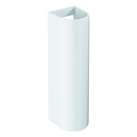 GROHE Standsäule Euro Keramik 39202 für Waschtisch alpinweiß