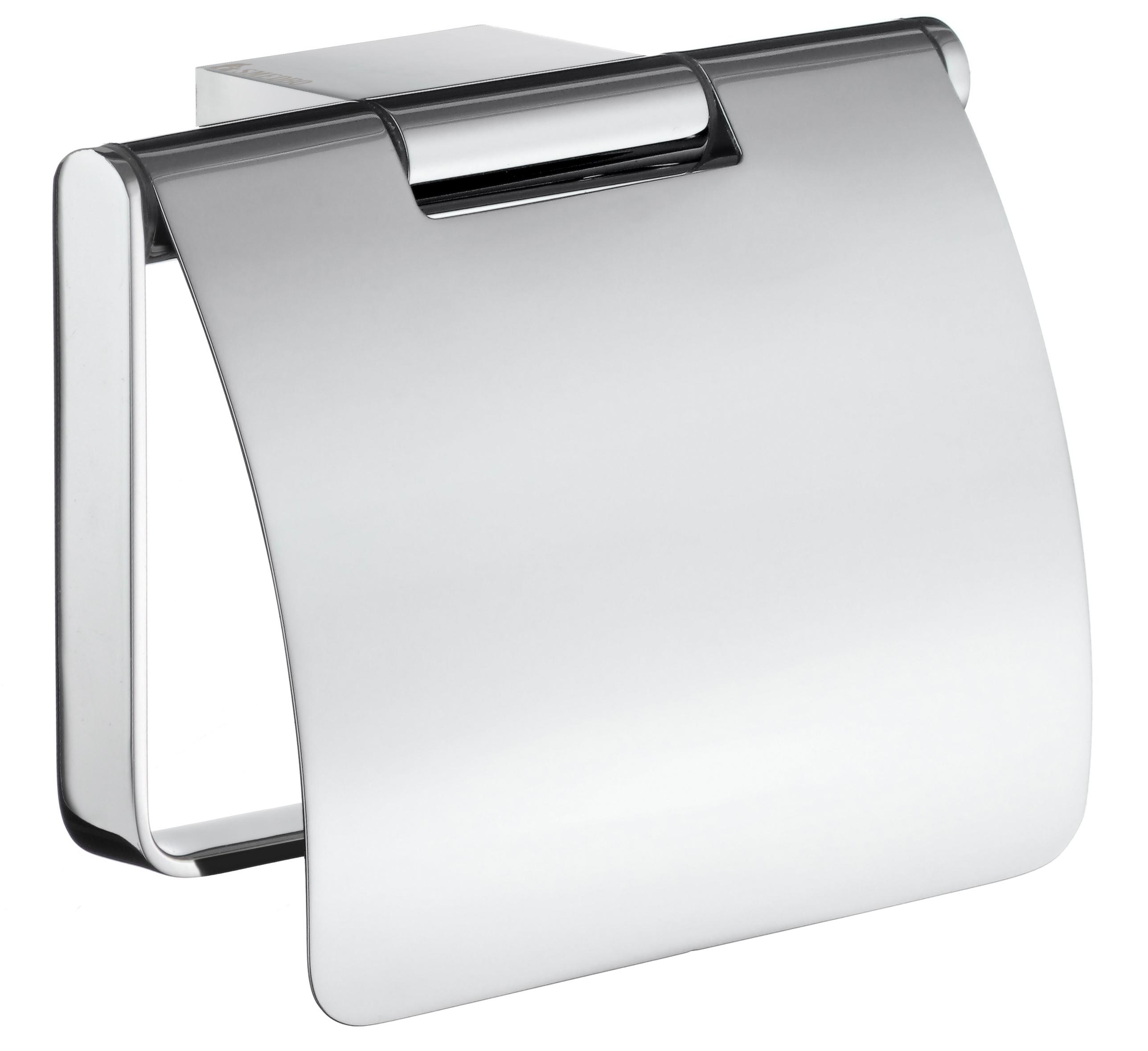 SMEDBO Air Toilettenpapierhalter mit Deckel