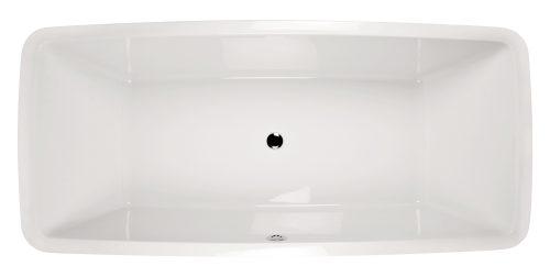 "Oval Badewanne ""Shape Clear"" Pure 1850 x 850 x 590 mm"