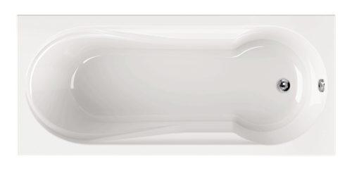 """""""Harmonie"""" Badewanne Rechteck - 1800x800x420 mm inkl. Wannenfuß inkl. Wannenträger inkl. Montagewinkel exkl. Wannenanker inkl. Wannendichtband inkl. Nackenkissen exkl. Acryl-Pflegeset"""