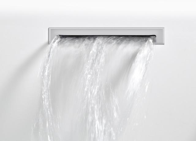 Bette Splash Wasserfalleinlauf
