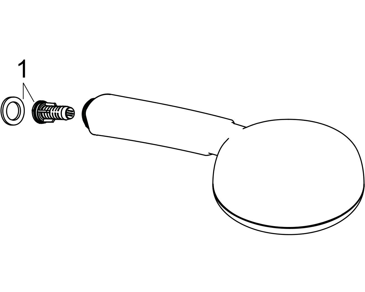 HG Handbrause Crometta 100 Vario