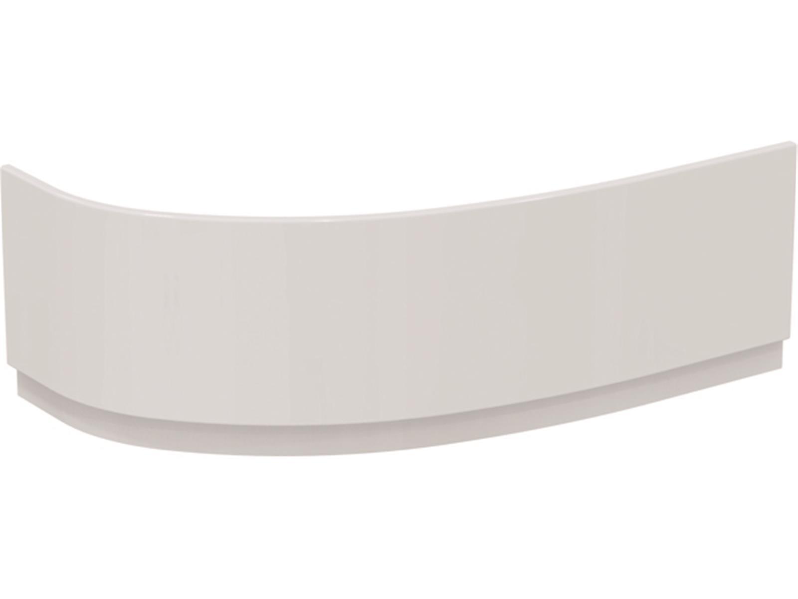 IS Acryl-Schürze Hotline Neu 1600mm asymmetrisch rechts Weiß