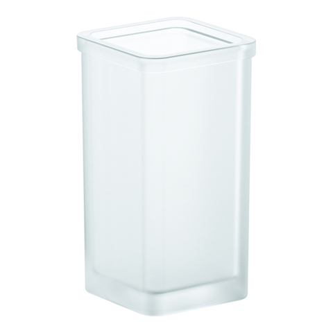 GROHE Ersatzglas Selection Cube 40867 für Bürstengarnitur