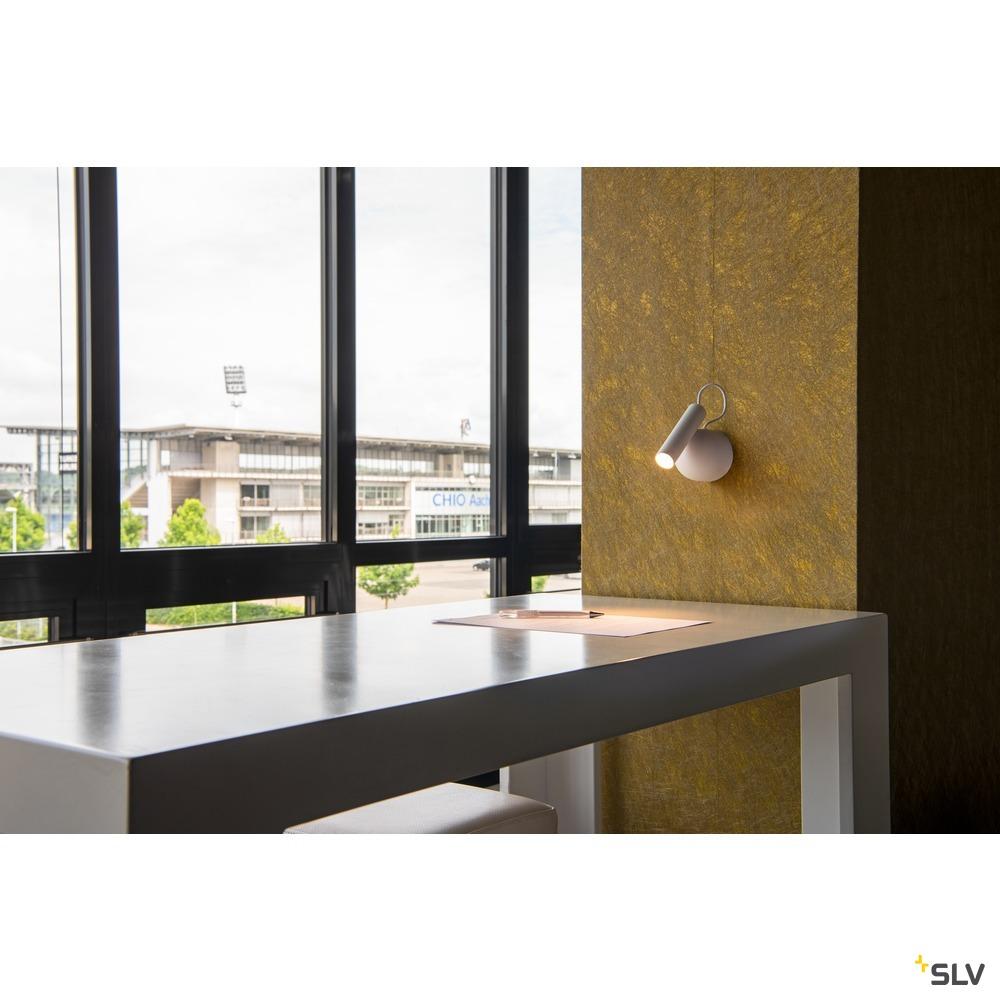 KARPO MAGN WL, Indoor LED Wandaufbauleuchte weiß 3000K