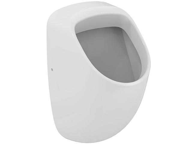 IS Absaugeurinal Connect Zulauf v.hi. 310x335x570mm Weiß mit IP