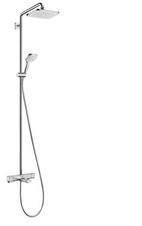 HG Showerpipe Croma E 280 1jet chrom