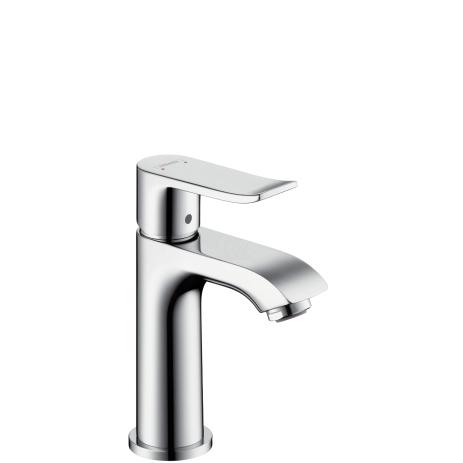 HG Waschtischmischer 100 Metris für Handwaschbecken chrom