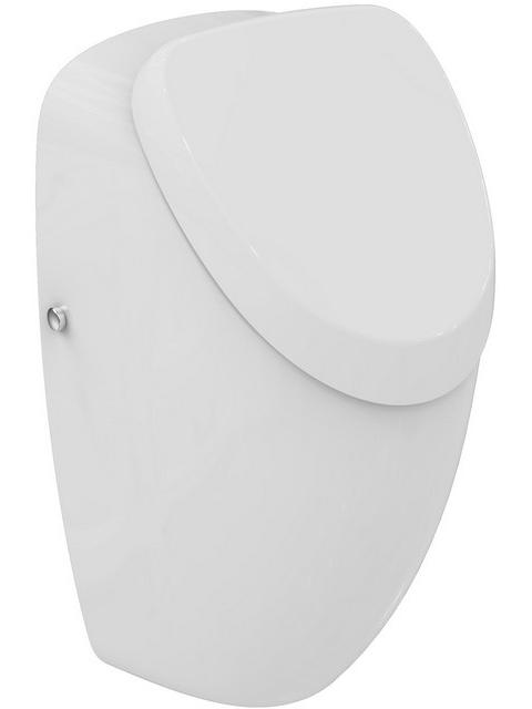 IS Absaugeurinal Connect Zul.von hi. Zul.u.Abl.verd. 280x295x535mm Weiß