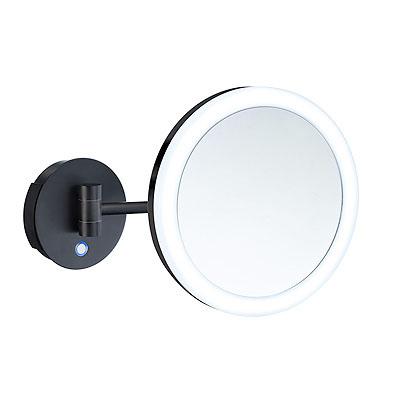 SMEDBO Outline Kosmetikspiegel, schwarz