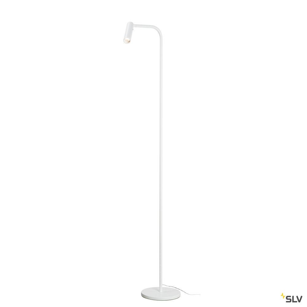 KARPO FL, LED Indoor Stehleuchte, weiß, 3000K