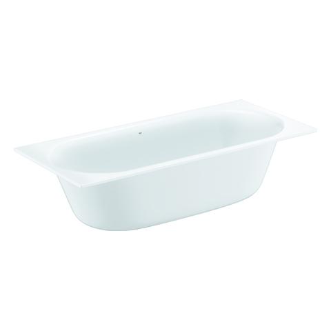 GROHE Einbau-Badewanne Essence 39621 EasyClean AntiSlip alpinweiß