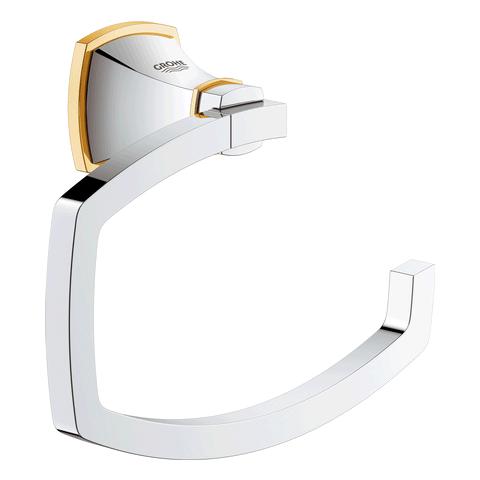 GROHE WC-Papierhalter Grandera 40625 chrom/gold