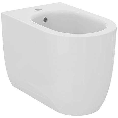 IS Stand-Bidet Blend Curve 1 Hl. 355x560x400mm Weiß