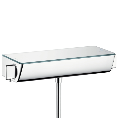 HG Thermostat Ecostat Select Brause Aufputz weiss/chrom Renovation