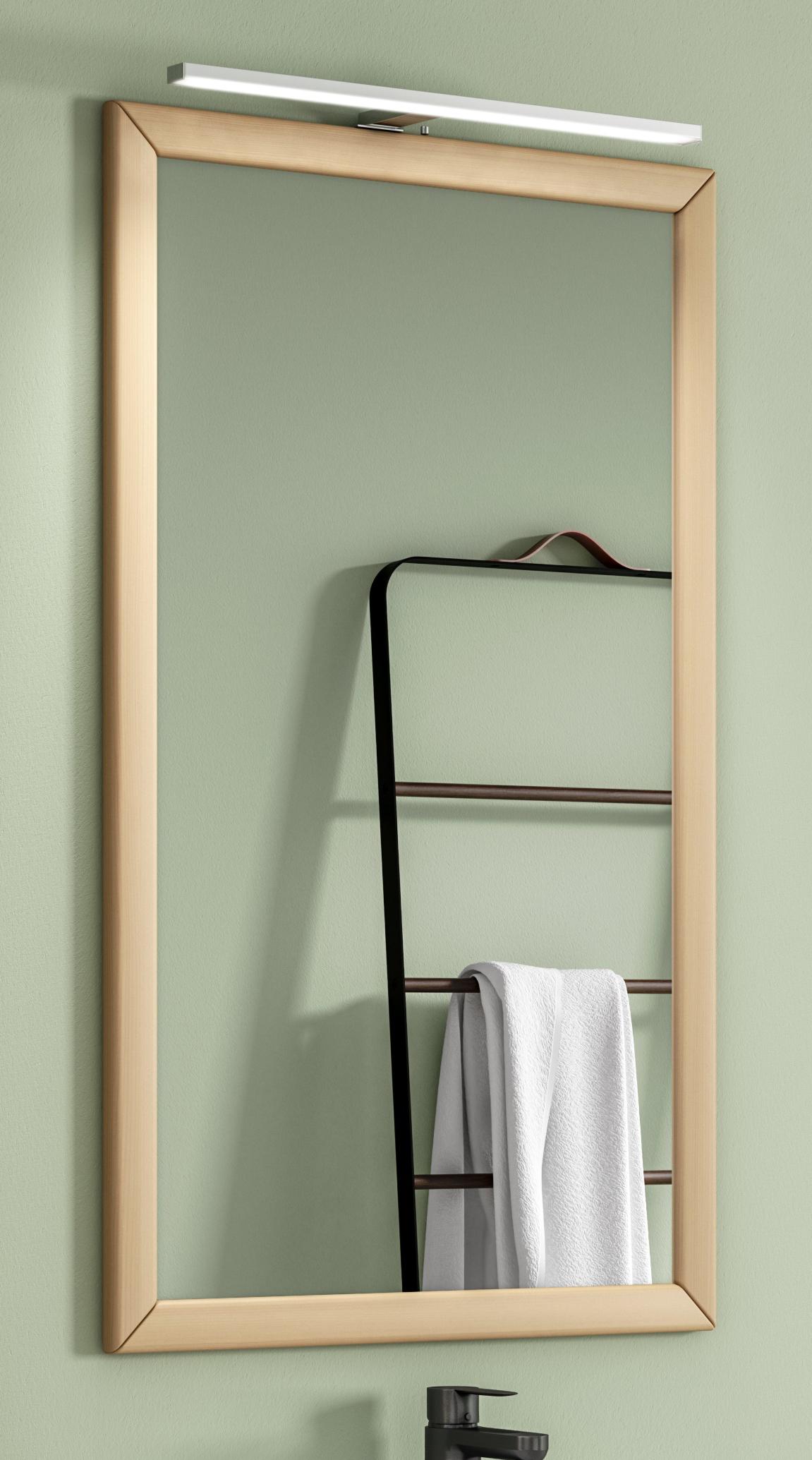 Thielsch Badmöbel Versus Spiegel 100 x 100 cm