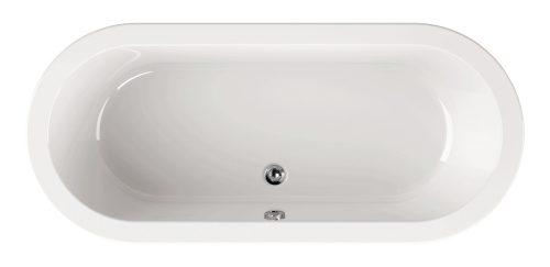 """Shape Clear"" Badewanne Oval - 1800 x 880 x 440 mm"