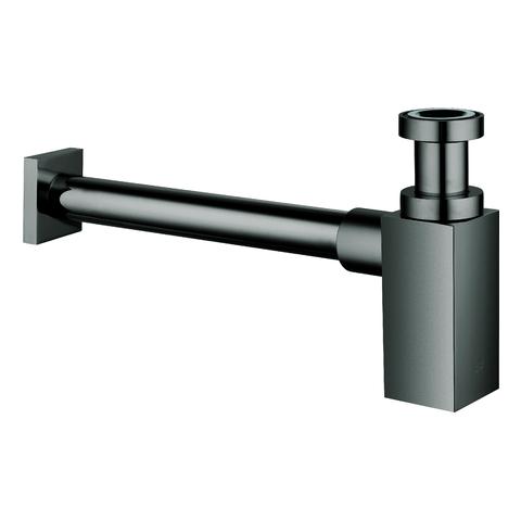 GROHE Geruchsverschluss 40564 eckig für Waschtisch hard graphite