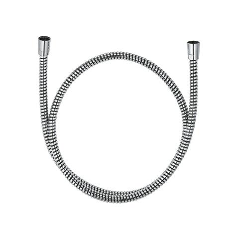 KLUDI LOGOFLEX-Schlauch L 1250mm,Kon/Kon chrom
