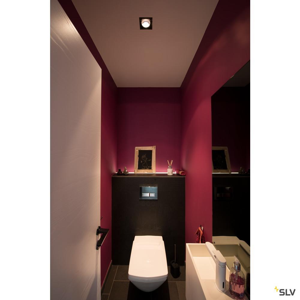 AIXLIGHT® PRO 50 LED Modul 4000K, grau/schwarz 50°