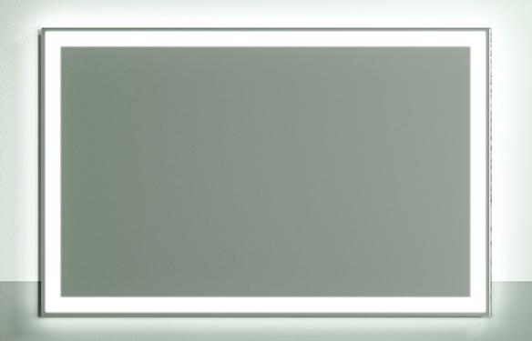Thielsch Badmöbel Galaxy Spiegel 80 x 70cm, inklusive Bewegungsmelder, ja