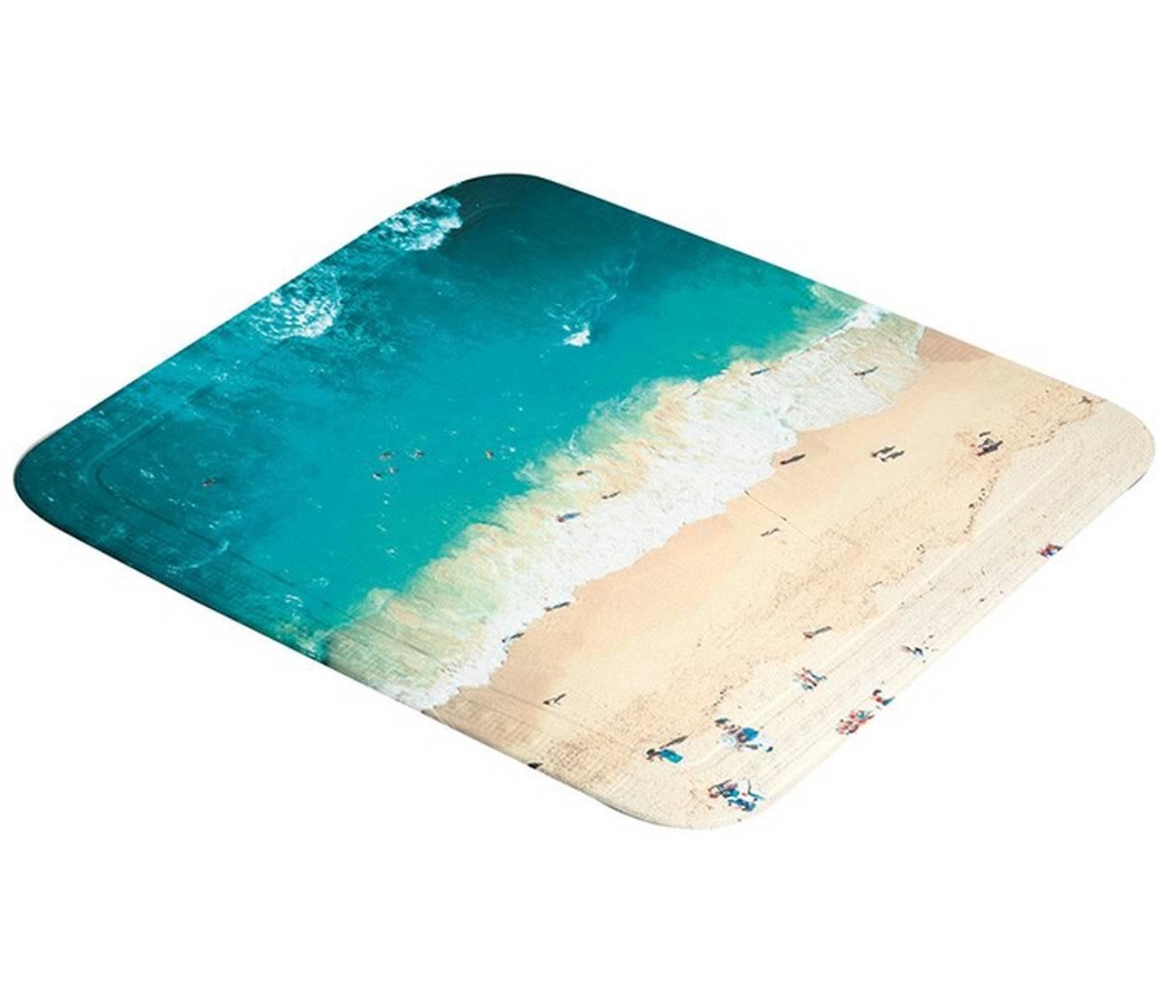 Duscheinlage Waikiki PVC Multicolor 55x 55 cm