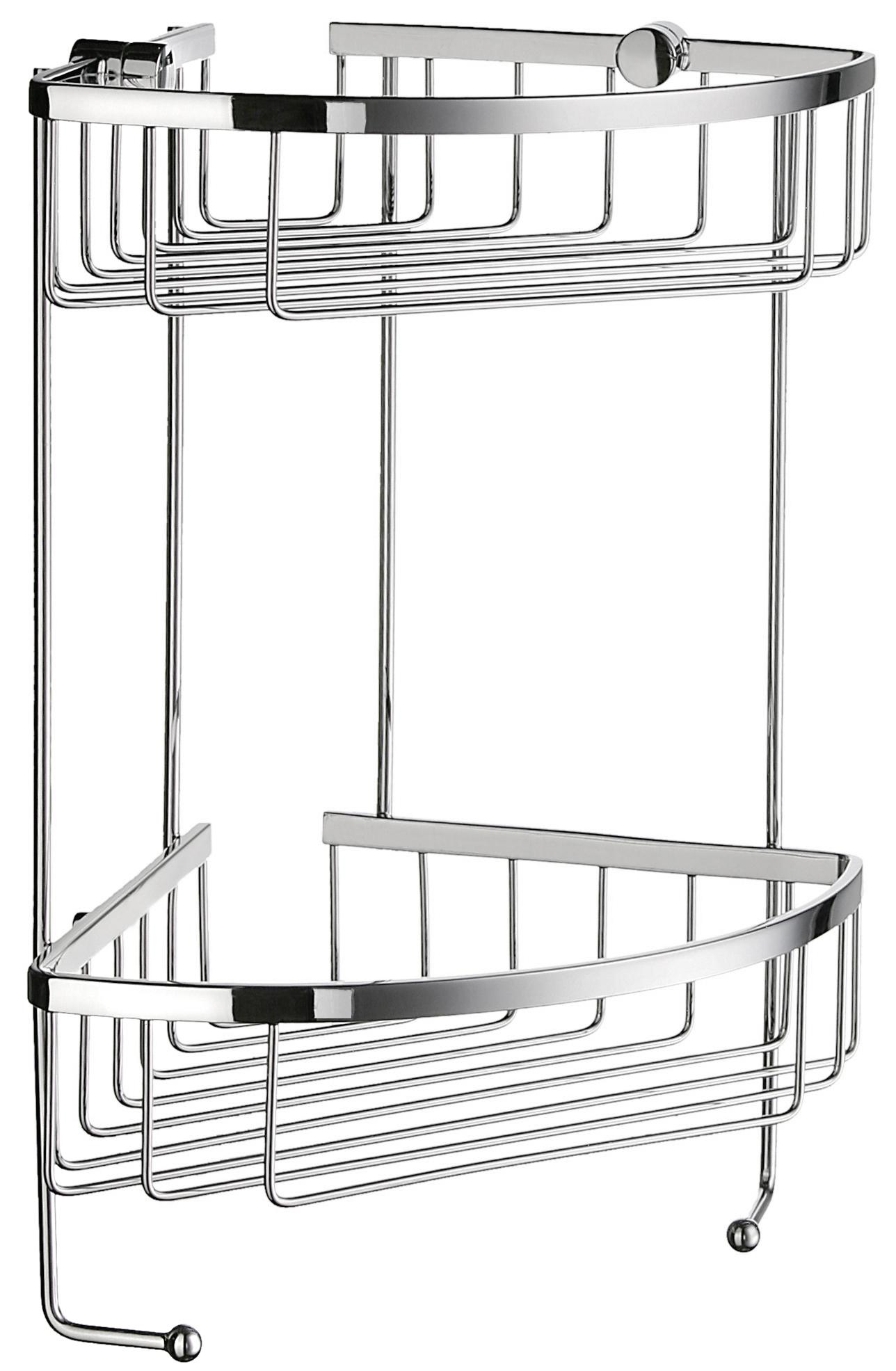 SMEDBO Sideline Design Duschkorb, doppelt
