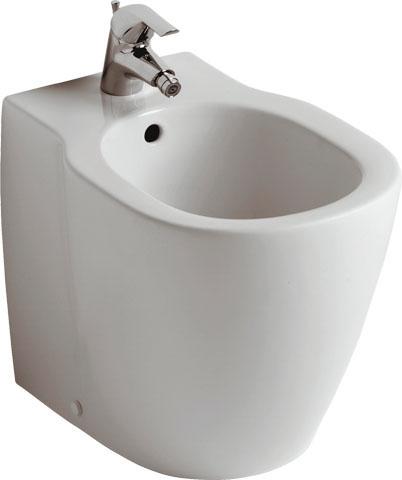 IS Standbidet Connect 1 Hl. 360x545x400mm Weiß mit Ideal Plus