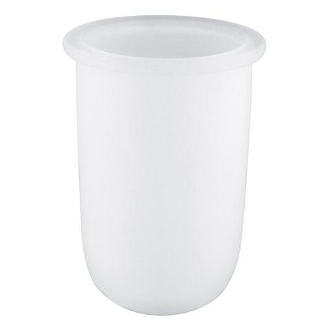 GROHE Ersatzglas Essentials 40393 für Toilettenbürstengarnitur