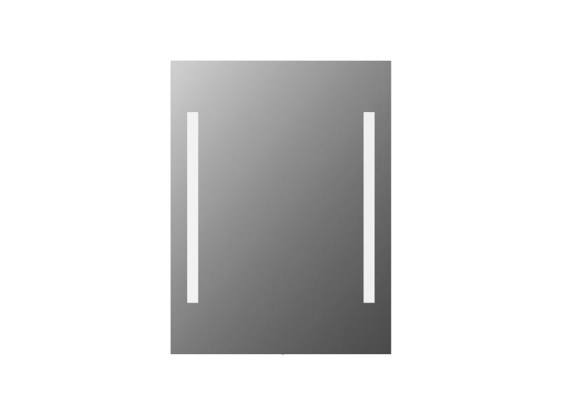 Treos Led Wandspiegel eckig 600x800 mm