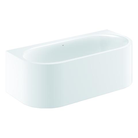 GROHE Vorwand-Badewanne Essence 39649 EasyClean alpinweiß