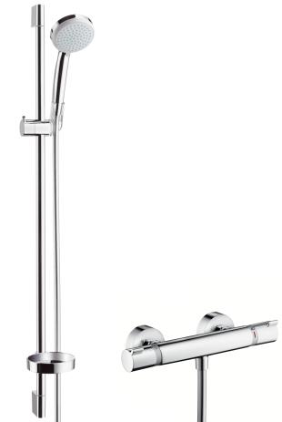 HG Croma VarioEcostat Comfort Combi mit Ecosmart 900 mm