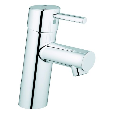 GROHE EH-Waschtischbatterie Concetto 32206_1 EcoJoy Kette chrom