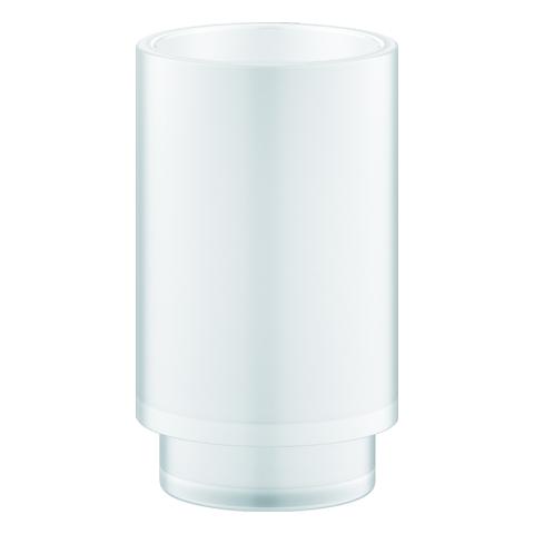 GROHE Glas Selection 41029 für Halter 41027 weißglas