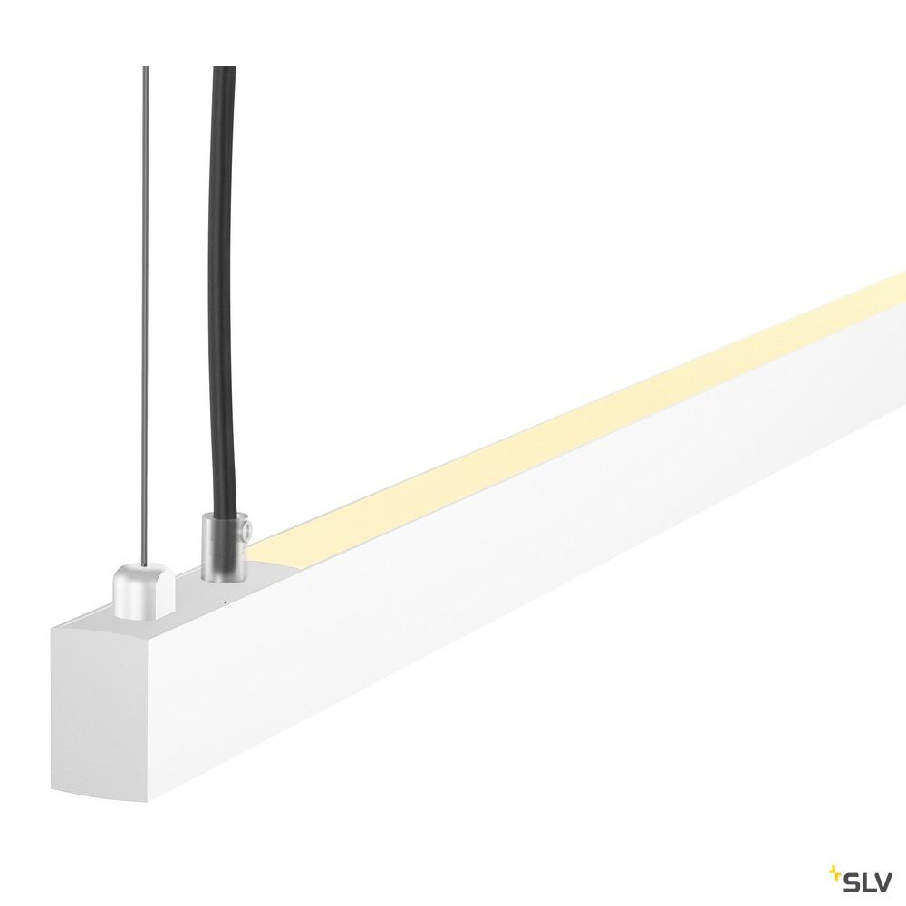 AROSA, 1,25m, TRIAC PD, LED Indoor Pendelleuchte, weiß, 3000K