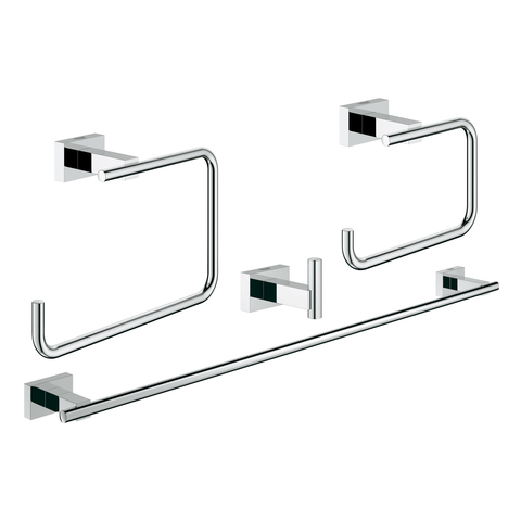 GROHE Bad-Accessoire Set 4-in-1