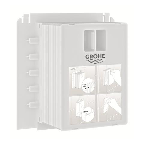 GROHE Revisionsschacht 40911 für Uniset Rapid SL für kleine Abdeckplatten