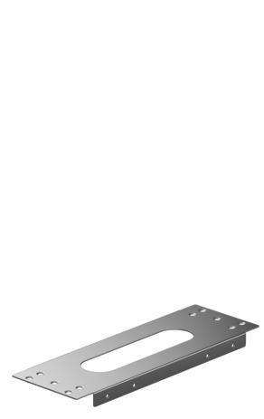HG Montageplatte Axor sBox Fliesenrand