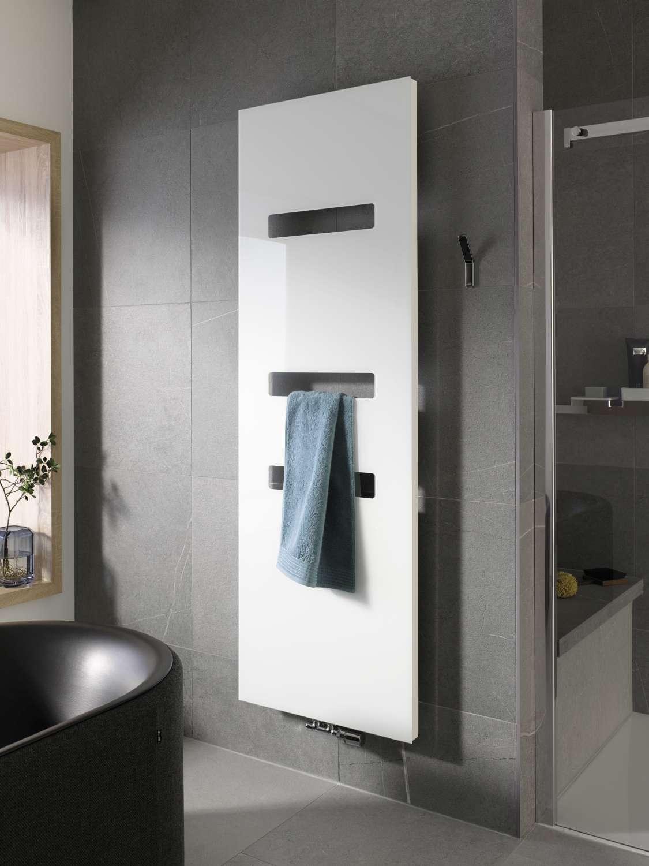 HSK Design-Heizkörper Atelier Highline Metallfront - 610x1860