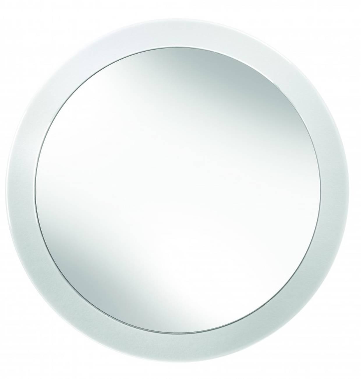 Kosmetikspiegel Easy Mirror Polystyrol/Glas Schwarz Spiegel
