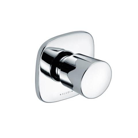KLUDI AMBA UP-Ventil, Feinbau-Set Bausatz 2 - Fertigmontage chrom
