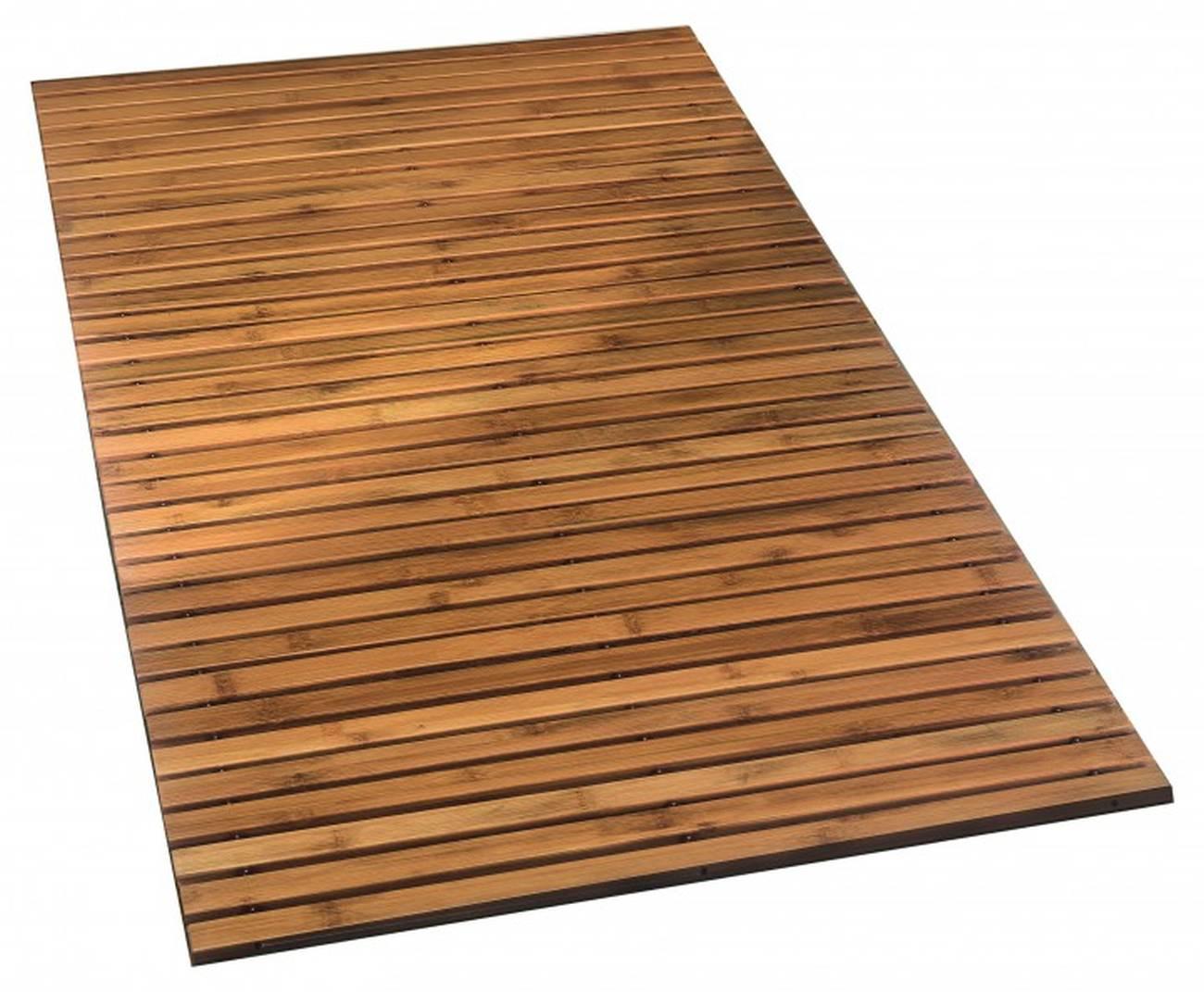 Holzmatte Level Bambus Natur 60x115 cm