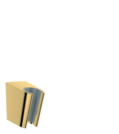 HG Wandhalter Porter'S fürHandbrausen gold