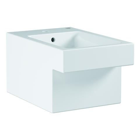GROHE Wandbidet Cube Keramik 39486 PureGuard alpinweiß