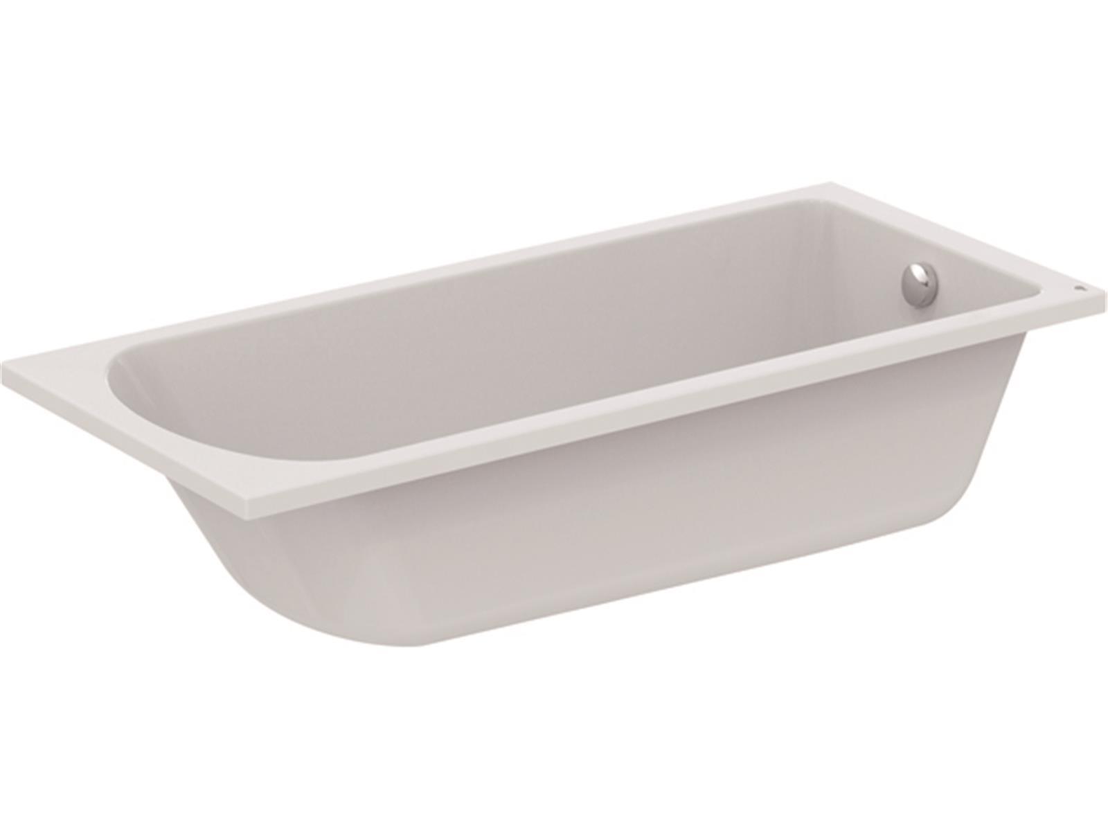 IS Körperform-Badewanne Hotline Neu 1800x800x465mm Weiß