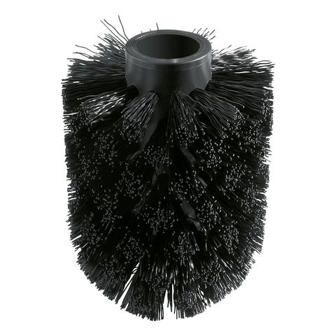 GROHE Ersatzbürstenkopf 40791_1 zu Essentials/-Cube WC-Bürsten velvet black
