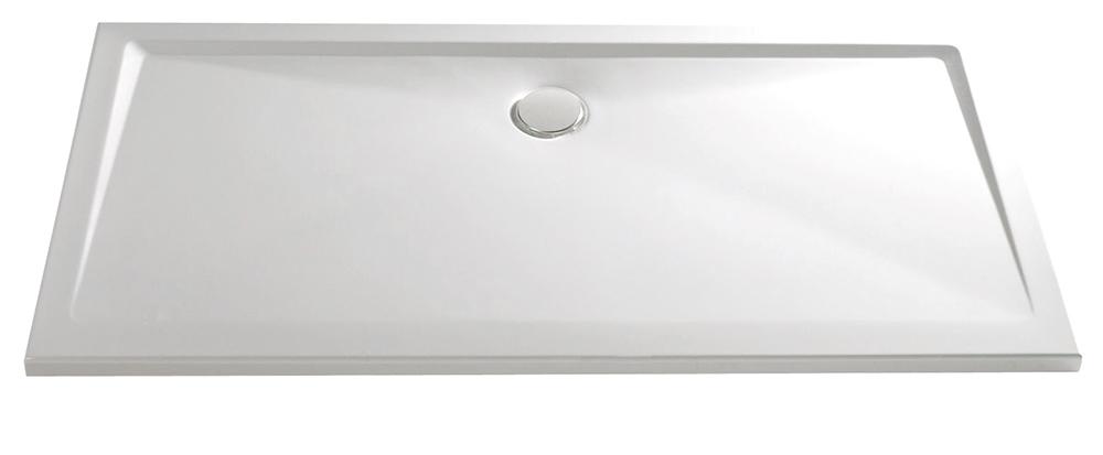 HSK Acryl-Duschwannen, superflach - Rechteck 80x160 ohne AntiSlip-Beschichtung Bahama-Beige