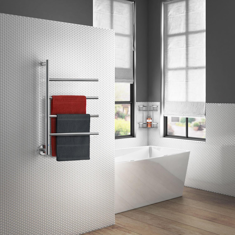 SMEDBO Dry Handtuchwärmer, schwenkbar