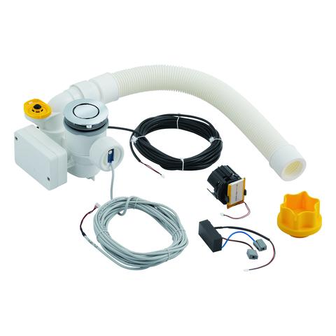 GROHE Ab-/Überlaufgarnitur Essence 49113 elektronisch für freisteh. Wannen chrom